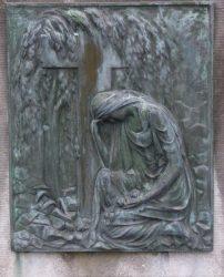 Décorations funéraires – cimetière – Chimay (8)