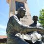 Monument à Émile Henricot - Place des Déportés - Court-Saint-Étienne - Image7