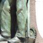 Monument à Émile Henricot - Place des Déportés - Court-Saint-Étienne - Image14
