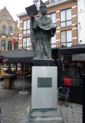 Monument à Nicolas Cleynaerts – Diest