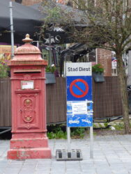 Borne postale – Grote Markt – Diest