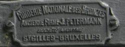 FONDERIE NATIONALE DES BRONZES (Petermann)