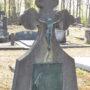 Tombe Louis Claessens - cimetière de Forest à Alsemberg - Image1