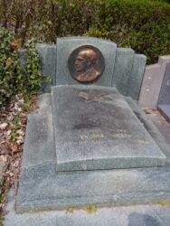 Tombe Maurice Robert – cimetière de Forest à Alsemberg