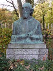 Monument à Victor Rousseau – Parc Duden – Forest