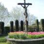 Christ en croix - cimetière de Forest à Alsemberg - Image1