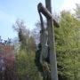 Christ en croix - cimetière de Forest à Alsemberg - Image6