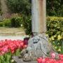 Christ en croix - cimetière de Forest à Alsemberg - Image9