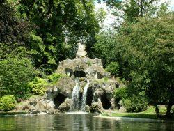 Monument aux frères Van de Velde – Parc de la Citadelle – Gent (Gand)