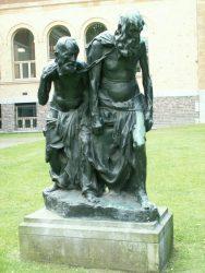 Esclaves enchaînés – Parc de la Citadelle – Gent (Gand)