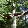 Christ en croix - cimetière - Ganshoren - Image3