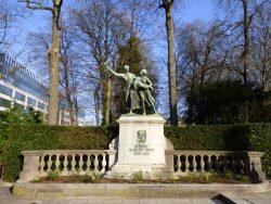 Monument au Général Thys – Parc du Cinquantenaire – Bruxelles