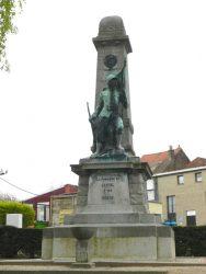 Monument aux morts – Genval