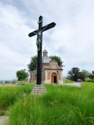 Christ en croix – chapelle Notre-Dame-de-l'Oudenberg – Geraardsbergen (Grammont)