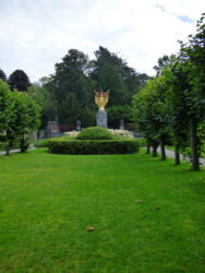 Sacré-Cœur – Monument aux morts – Geraardsbergen (Grammont)