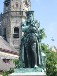 Monument à Gérard Mercator – Rupelmonde