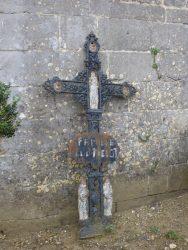 Croix funéraires – Cimetière – Gerpinnes (6)