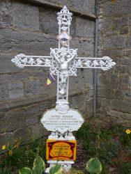 Croix funéraire – cimetière – Gerpinnes (1)