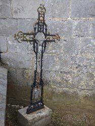 Croix funéraire – Cimetière – Gerpinnes (5)
