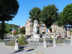 Monument aux morts 1914-18 – Givet (France)