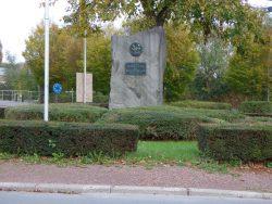 Monument aux travailleurs déportés – Halle