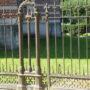 Grilles de clôture - Béguinage - Herentals - Image4