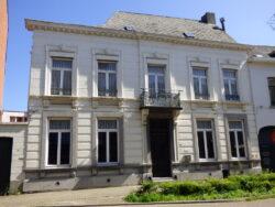 Balcon – rue Fraikin – Herentals (2)