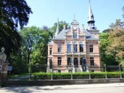 Clôture de jardin – Château Le Paige – Herentals