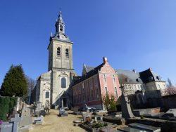 Christ en croix – Abbaye de Parc – Heverlee