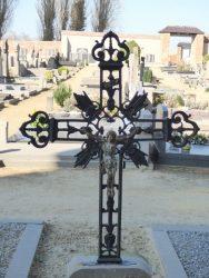 Croix funéraire – cimetière – Heverlee (2)