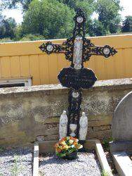 Croix funéraires – cimetière – Huppaye (Ramillies) (4)