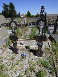 Croix funéraires – cimetière – Huppaye (Ramillies) (2)