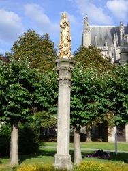 Vierge de l'Immaculée Conception – Ieper (Ypres)