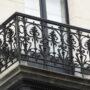 Balcons – rue de l'Aurore – Ixelles - Image3