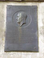 Médaillon Lieutenant-Colonel Louis Bégault – Ixelles