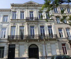 Balcons – Place Raymond Blyckaerts – Ixelles
