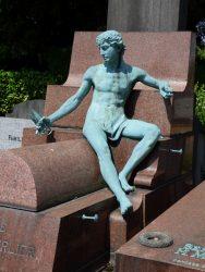 Tombe Famille Cauderlier – cimetière – Ixelles
