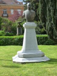 Buste du colonel Chaltin –  Ixelles