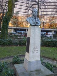 Monument au Comte Ferdinand de Meeûs – Square de Meeûs – Ixelles – (Copie)