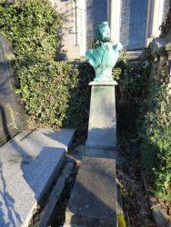 Tombe Adolphe Demeur – cimetière – Ixelles