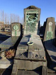 Tombe Dubois – cimetière – Ixelles