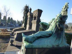 Monument à Maurice Goebbels – cimetière – Ixelles