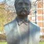 Buste de Henri Dunant – square de la Croix-Rouge – Ixelles - Image1