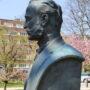 Buste de Henri Dunant – square de la Croix-Rouge – Ixelles - Image3