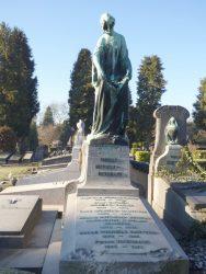 Pleureuse – Tombe famille Michiels-Huysmans – cimetière – Ixelles