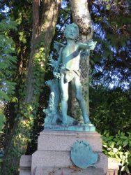 Tombe Famille Stricker – cimetière – Ixelles