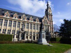 Monument à Théodore Verhaegen – Bruxelles