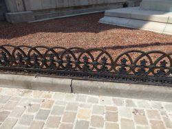 Entourage de square – Monument aux gendarmes – Ixelles