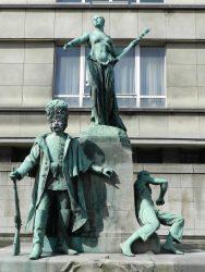 Monument aux gendarmes – Ixelles