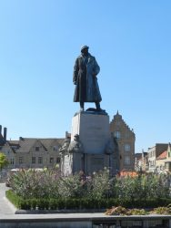 Monument au Général Jacques – Diksmuide (Dixmude)